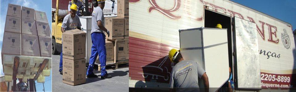 Empresa de Mudanças e Guarda móveis