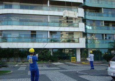 Içamento mudanças Rio de Janeiro Duquerne
