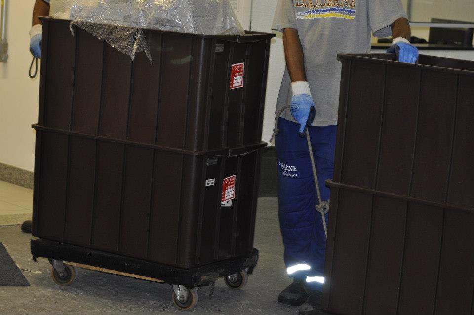 Caixas Plásticas - Mudanças RJ