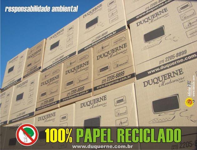 Embalagens retornáveis para Mudanças - Mudanças RJ