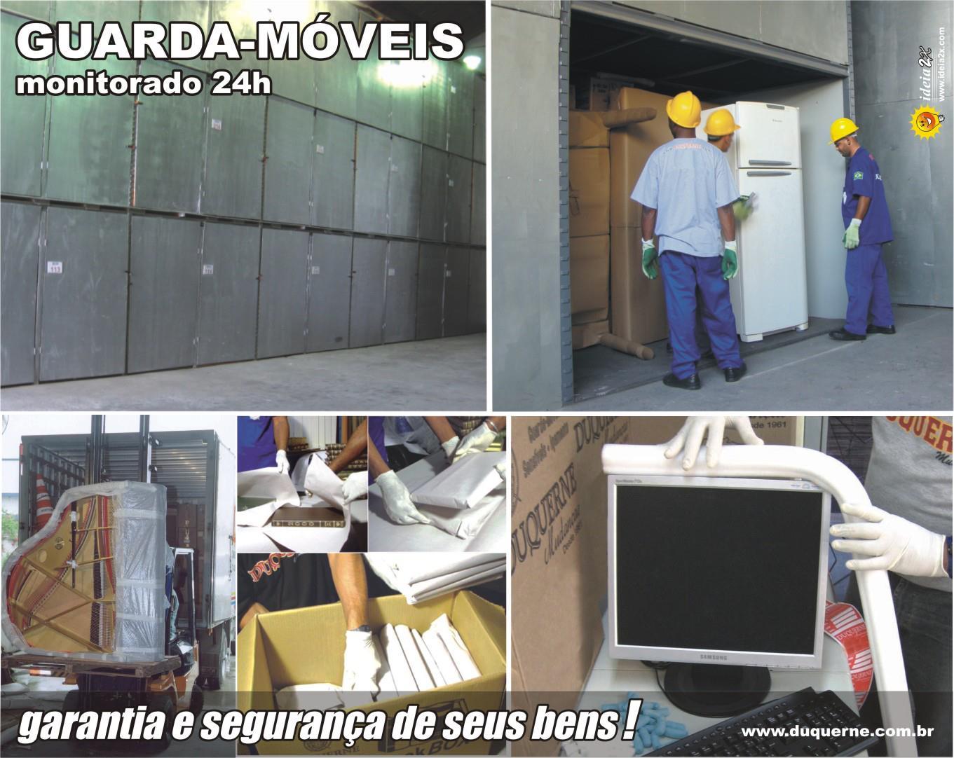 Guarda Móveis - Mudanças RJ